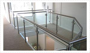 Semi Frameless Glass Balustrade Gold Coast