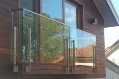 Semiframeless glass pool fencing Gold Coast 12