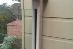 Semiframeless glass pool fencing Gold Coast 2