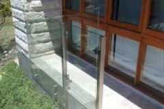 Semiframeless glass pool fencing Gold Coast 7