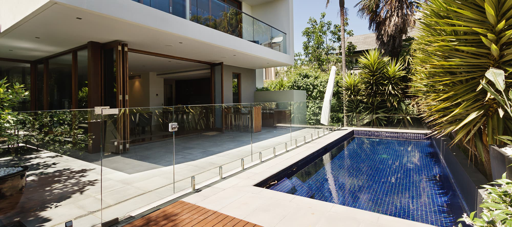 Superior Glass Pool Fencing Gold Coast Pool Fencers